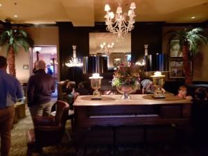 Brown Lounge II